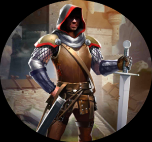Empires & Puzzles | Hero Roster: Fire Trainer Hero